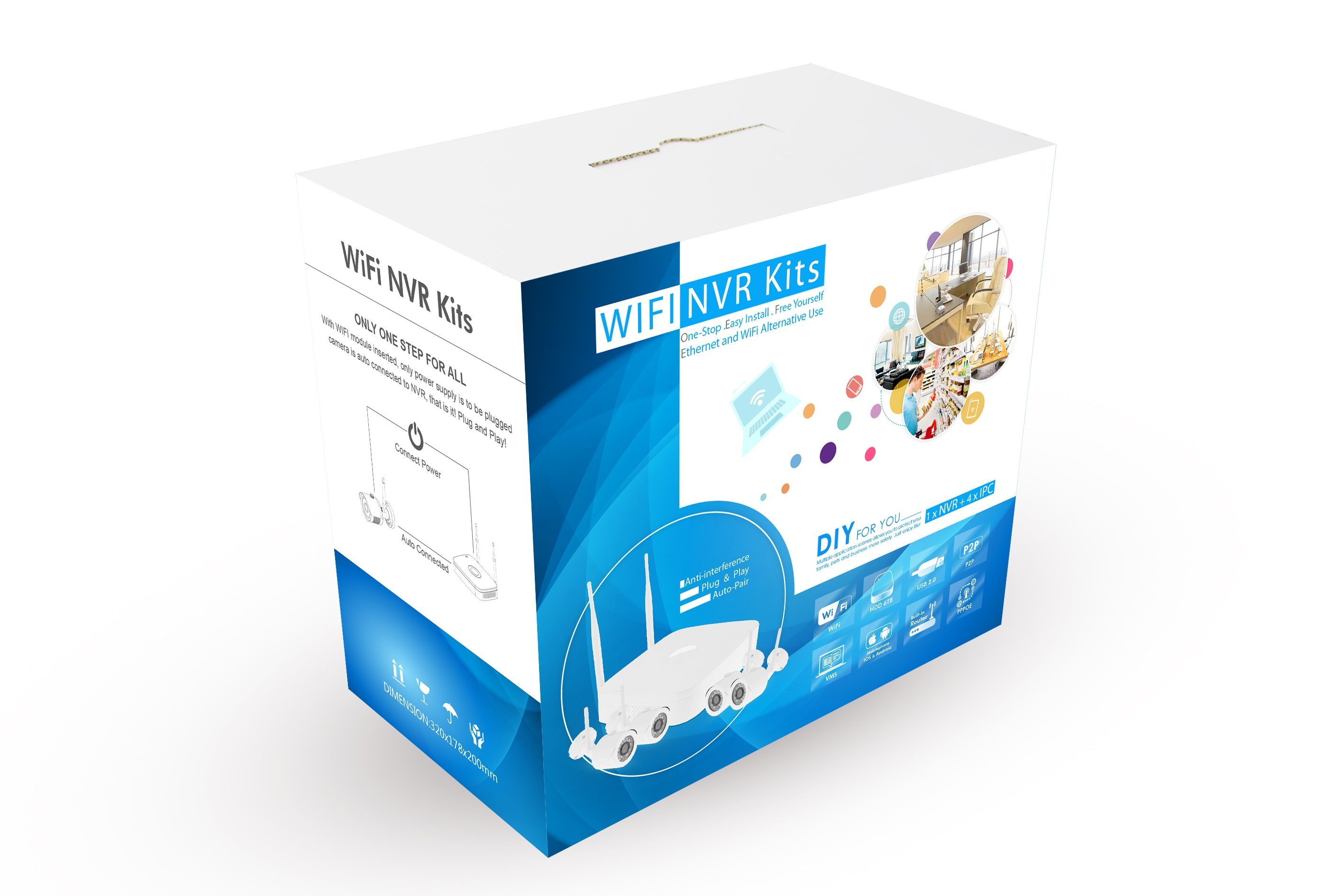 WiFi Kits Standard Box